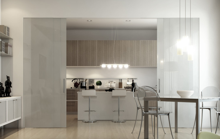 Separe per ambienti ikea dividere cucina e soggiorno idee for Divisori ambienti ikea